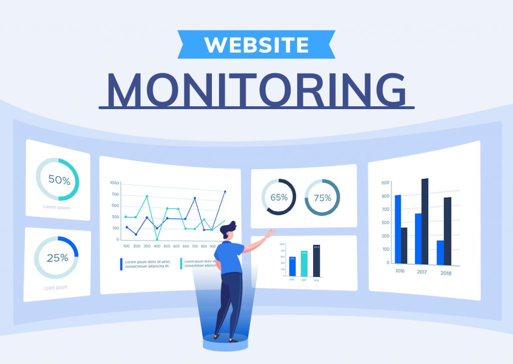 Quy trình giám sát website bao gồm những gì cystack