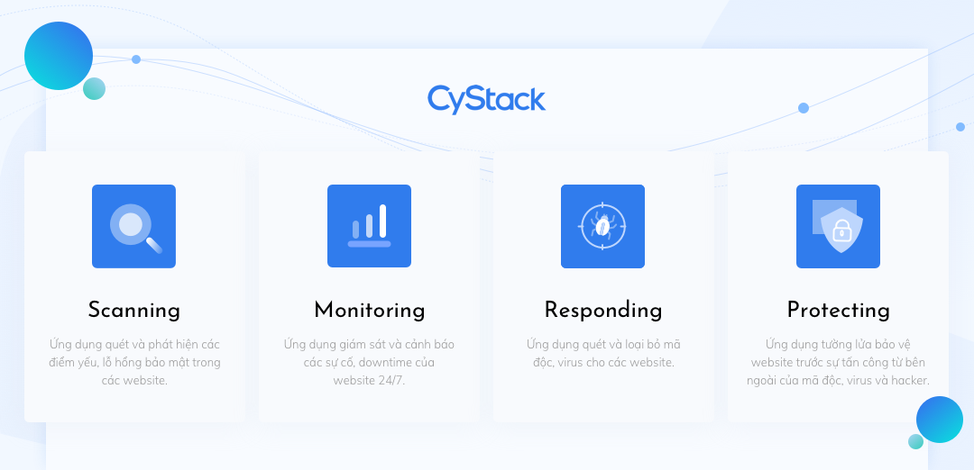 cystack platform applications