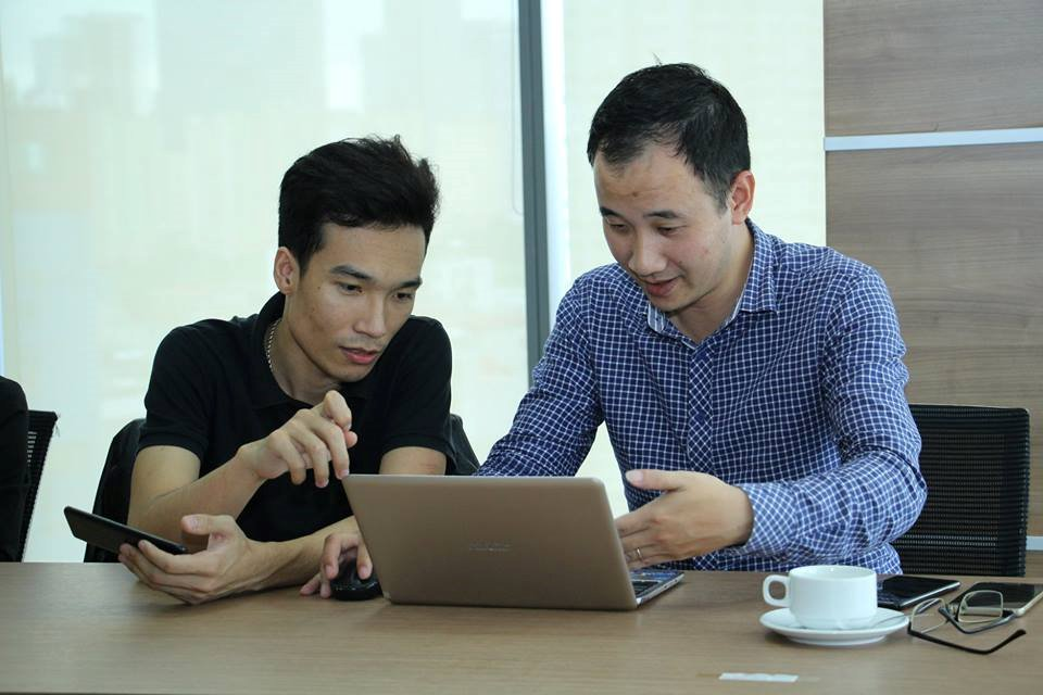 Chuyên gia bảo mật Trần Quang Chiến, Tổng Giám đốc Công ty Cổ phần CyStack Việt Nam.