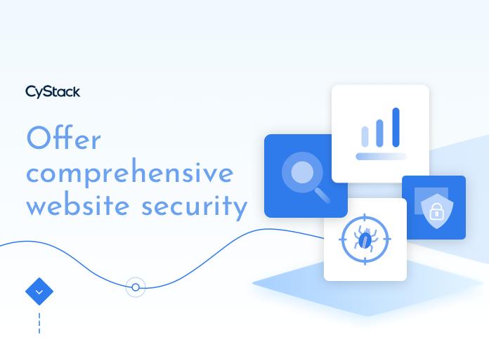 An ninh mạng cho website doanh nghiệp thời 4.0: điện toán đám mây trong bảo mật website công ty cystack