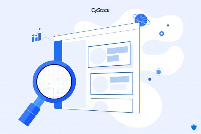 ứng dụng quét lỗ hổng bảo mật cystack scanning
