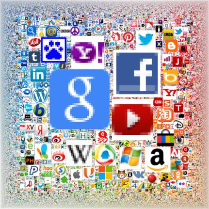 Bảng xếp hạng những Website có giá trị lớn nhất thế giới