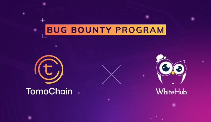 tomochain bug bounty x whitehub