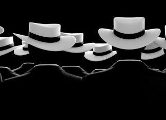 hacker mũ trắng