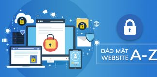 Bảo mật website từ A - Z
