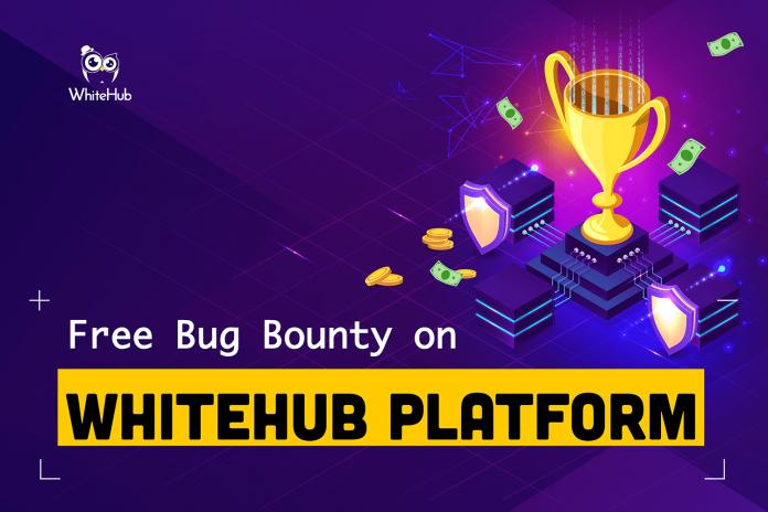 bug bounty miễn phí trên whitehub