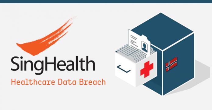 Vụ rò rỉ dữ liệu của tập đoàn SingHealth Singapore