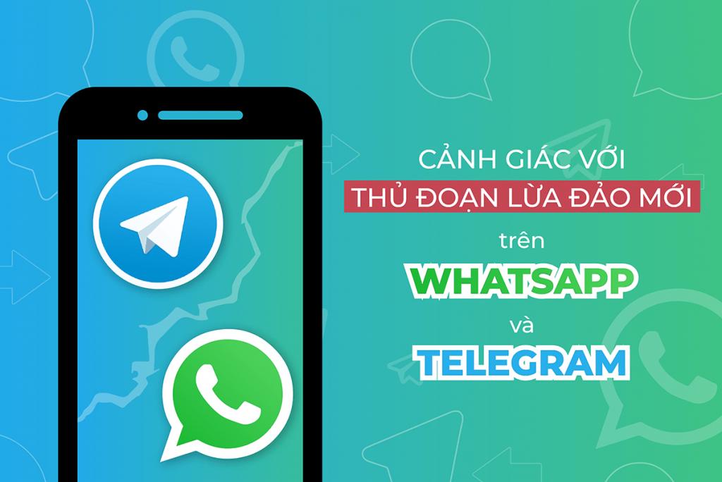 Cảnh giác với thủ đoạn lừa đảo mới trên Whatsapp và Telegram - Media File Jacking