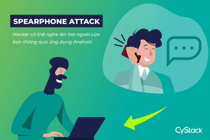 tấn công spearphone