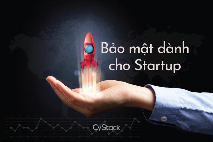giải pháp bảo mật cho startup