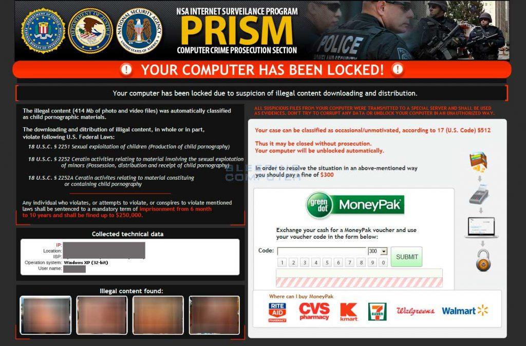 reveton ransomware