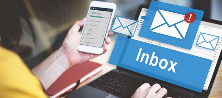 Email là một trong những hình thức tấn công phổ biến nhất của tin tặc